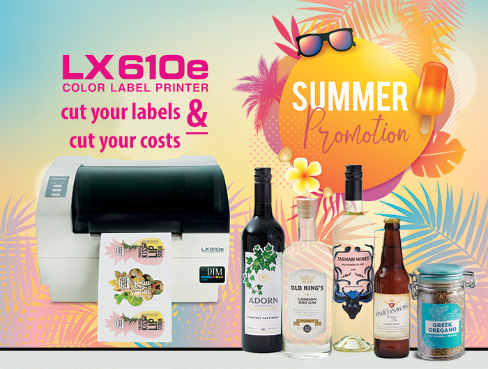 Primera LX610e Promotion